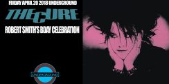 Club Underground DTLA Friday the 20th -- The Cure Night